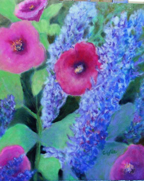 570 pixels quick fix - pastel - Hollyhocks _edited-1 copy