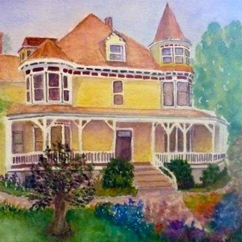 5x5 - 570 pixels -Dorothys Victorian Home. copy 2