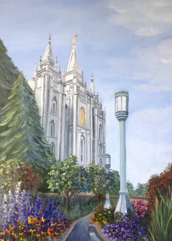 5x7 - 570 pixels -Salt Lake Temple copy 2