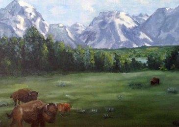 7x5 -570 pixels- Enhanced -Teton Mountains 1 copy 3